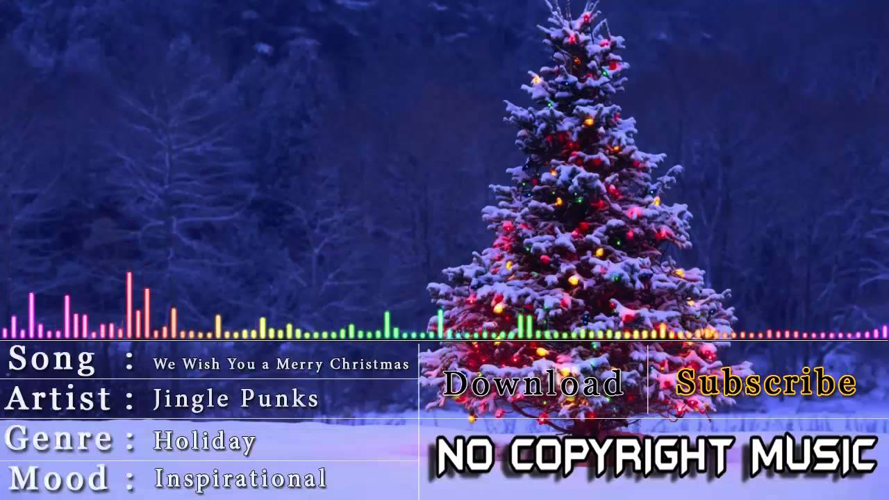 free holiday music downloads