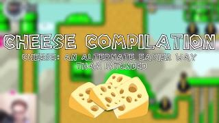 CarlSagan42 Cheese Compilation