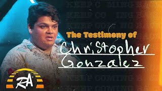 The Testimony of Chris Gonzales at Recovery Alive!