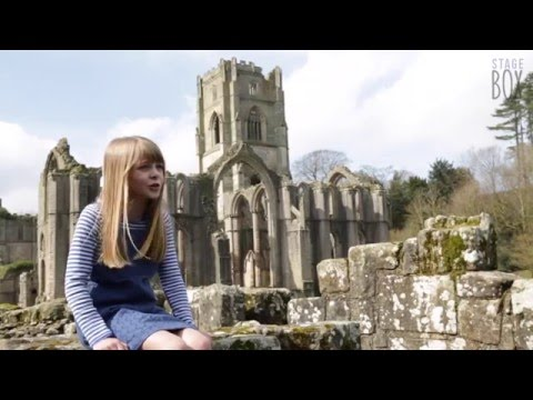 The Girl I Mean To Be (The Secret Garden) COVER, Sophie Gentle