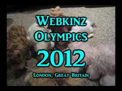 Webkinz 2012 Summer Olympics