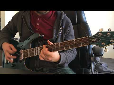 Karnivool – Shutterspeed (Guitar Cover) mp3