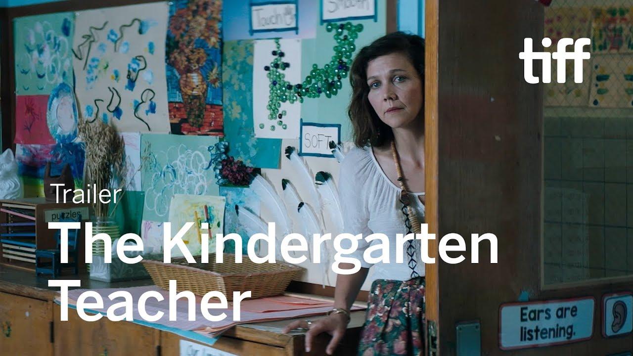 the kindergarten teacher trailer tiff 2018 youtube