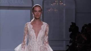 Показ Rosa Clara. Barcelona Bridal Week 2017