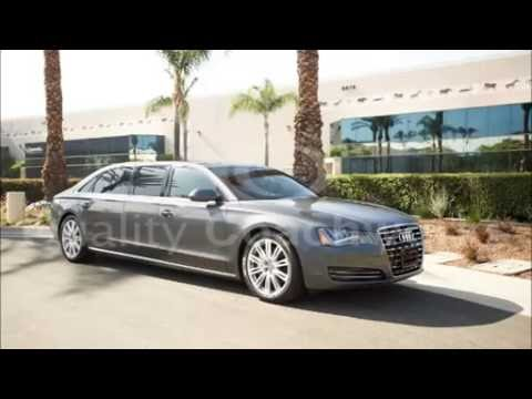 audi a8 stretch limousine 2016 youtube. Black Bedroom Furniture Sets. Home Design Ideas