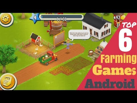 Top 6 Best Farming Games for Android of 2018