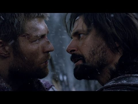 Crixus & Spartacus Come to Blows in the Camp - War of the Damned, Episode 7