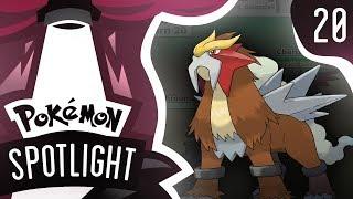 """POKEMON SPOTLIGHT: ENTEI!"" #20 Pokemon Ultra Sun & Moon! UU Showdown Live w/PokeaimMD"