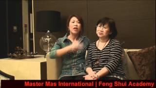 Testimonial about Master Mas Feng Shui class in Bangkok