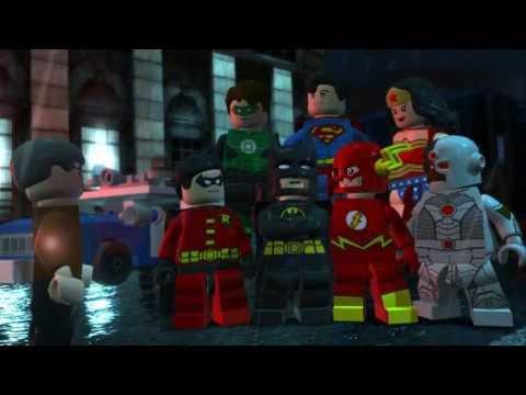 LEGO Batman 2 DC Super Heroes - Part 13 The Final Battle