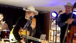 Tommy Allsup Trio 10-8-16 It's So Easy Buddy Holly Story LIVE