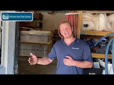 Costco HOT TUB review
