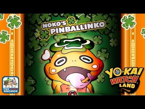 Yo-Kai Watch Land - Arcade Mini-Game: Manji Mess (iOS/iPad Gameplay)