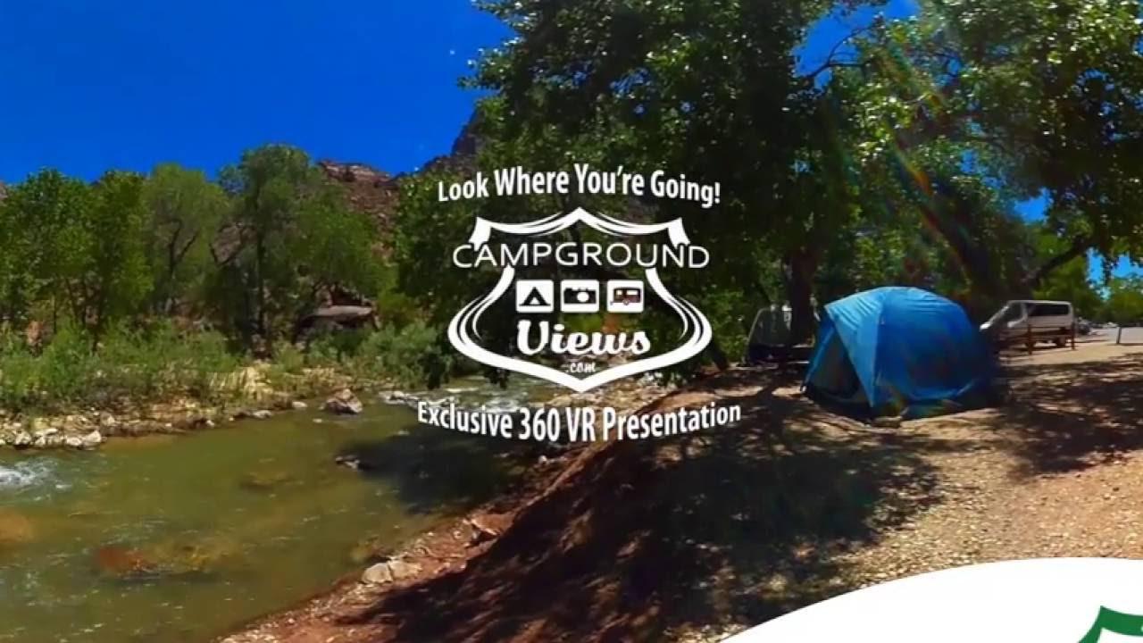 North Rim Campground Grand Canyon National Park Arizona Az