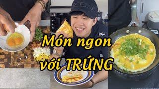 Một món ăn sáng với Trứng cực kỳ ngon và đơn giản của ông Anh thích nấu ăn #tiktok #shorts