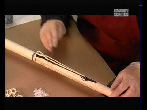Come creare una chiave di riserva con una stecca di leg for Costruire un biliardo