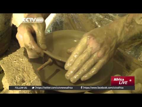 Berbers keen on keeping the art of pottery alive in Algeria