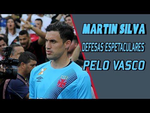 MARTIN SILVA - Defesas Espetaculares