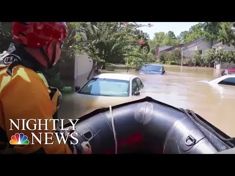 House Approves $8 Billion Harvey Disaster Relief As FEMA Runs Low On Cash | NBC Nightly News
