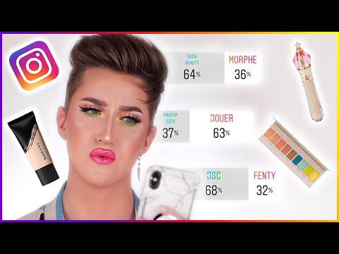 I LET MY INSTAGRAM FOLLOWERS PICK MY MAKEUP... | Garrett Hahn thumbnail