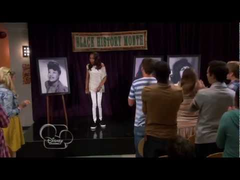 "Chyna Park (China Anne McClain) - Exceptional ""Special"" (A.N.T. Farm // influANTces)"