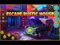 Escape Rustic House walkthrough AVMGames.