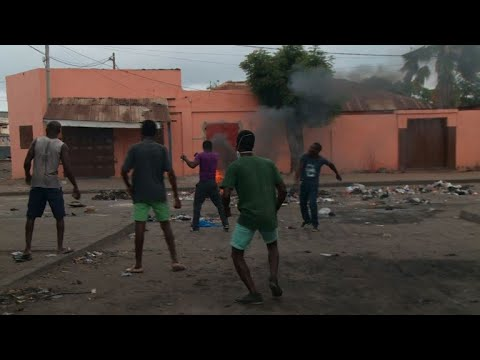 Togo's capital partly locked down after mass protests