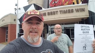 Abandoned NASCAR Cafe w/ Jacob The Carpetbagger