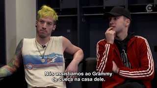 Circa News entrevista twenty one pilots (legendado)
