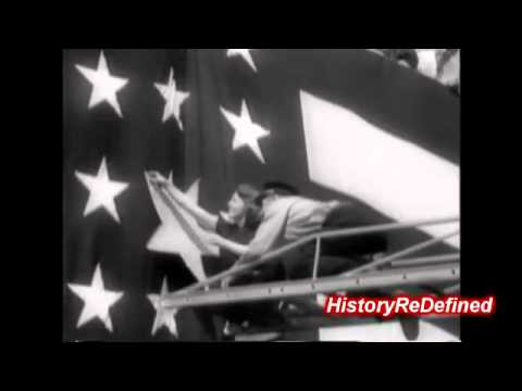 1958 Newsreel: Alaska becomes the 49th state