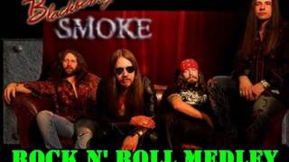 Blackberry Smoke Rock N Roll Medley Live Owensboro KY 2006