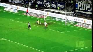 HSV vs. Bayern München 22.10.2010 Highlights