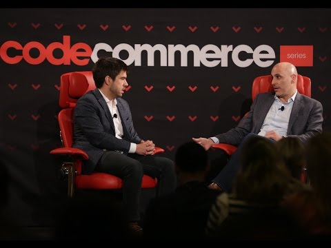 Walmart e-commerce CEO Marc Lore says the company will make more acquisitions | Code Commerce 2017