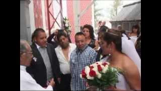 Boda Nicolas y Erica  San Gregorio Atzompa Cholula 2014