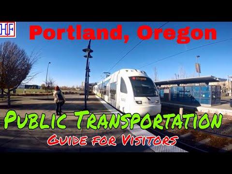 Portland   Public Transportation   Tourist Information   Episode# 2