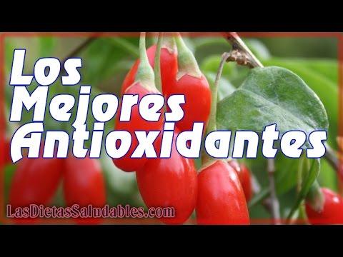 Los Mejores Antioxidantes - Conoce aqui los 5 Mejores Alimentos Antioxidantes
