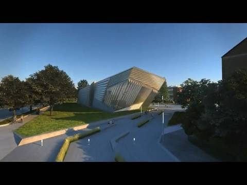 Eli and Edythe Broad Art Museum - The Future