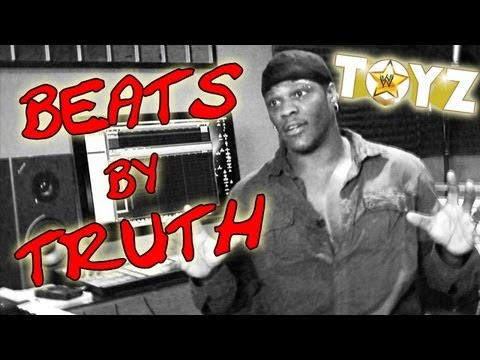 Superstar Toyz - R-Truth Makes Beats And Records A New Track - Episode 18