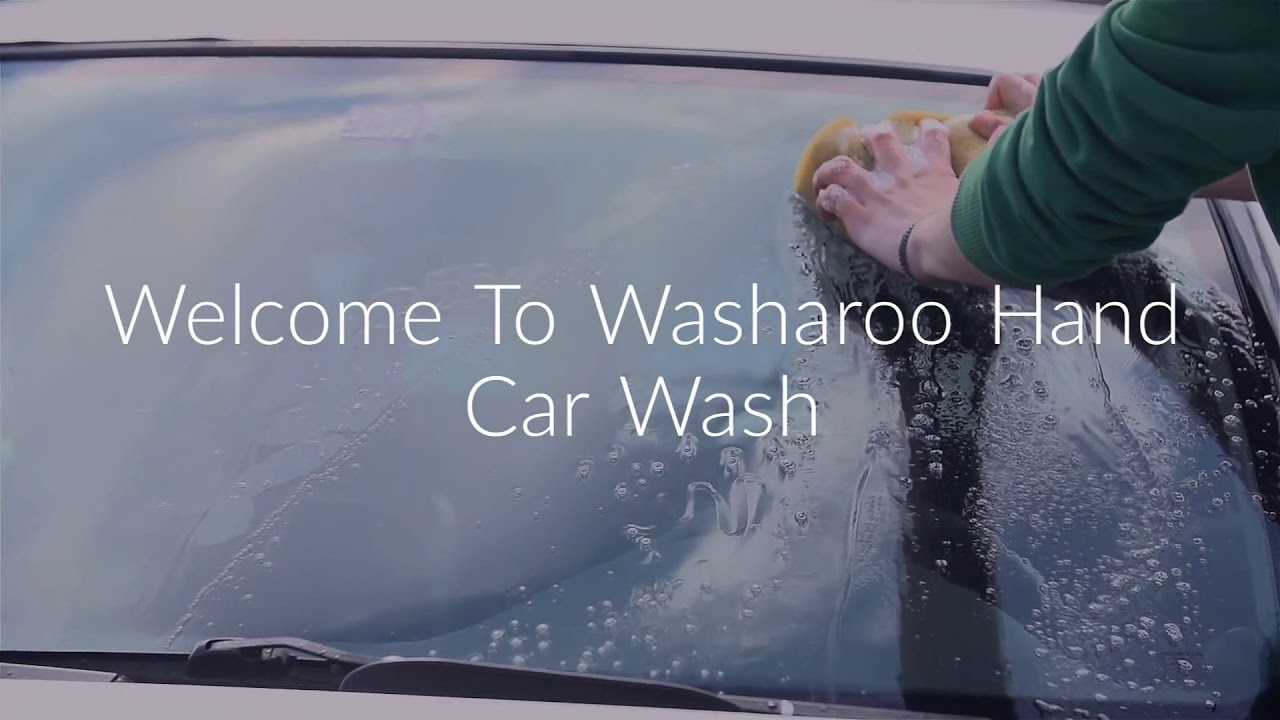 Washaroo Car Wash in Austin, TX | 512-428-9274