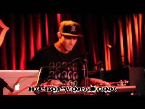 DJ Dysfunkshunal at BB King (New York City, April ...