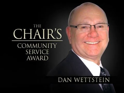 2016 Dan Wettstein La Crosse Area Chamber Of Commerce Community Service Award