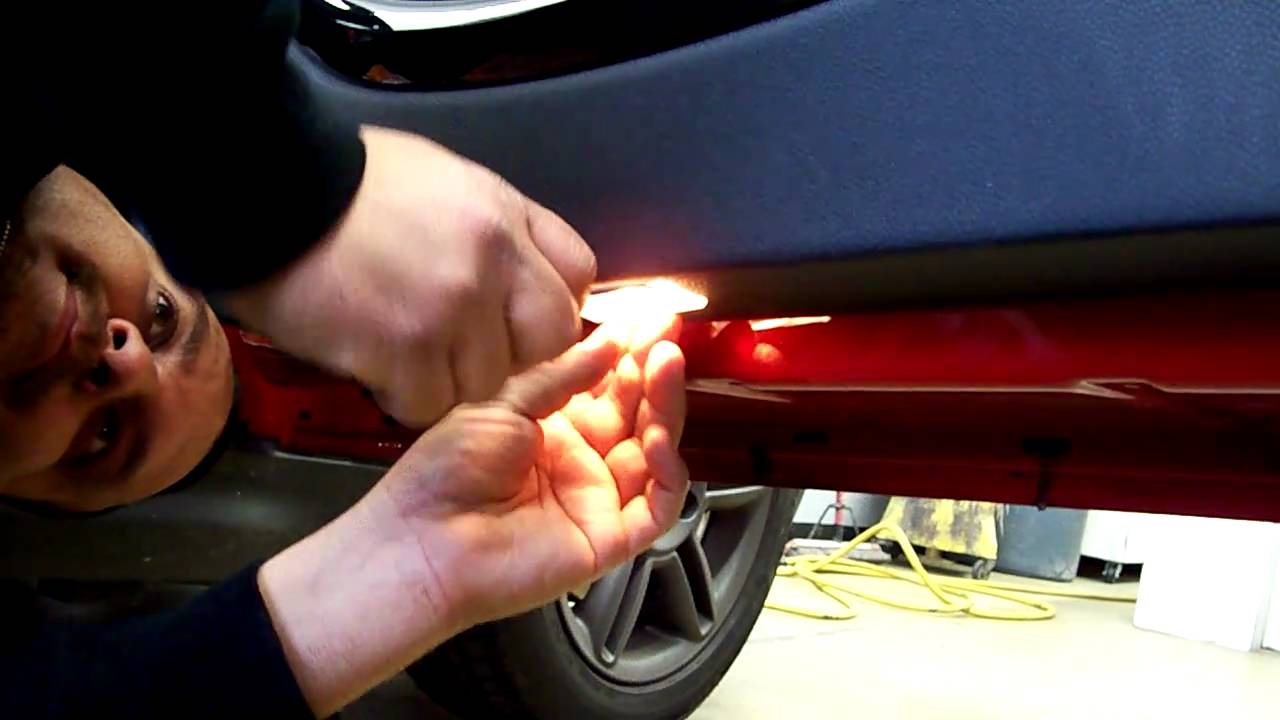 2011 Mini Cooper Door Panel Removal Youtube