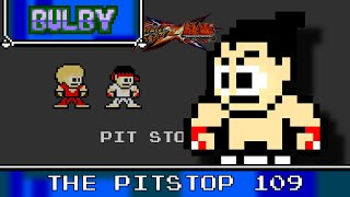 The Pitstop 109 8 Bit (Round 1) - Street Fighter x Tekken