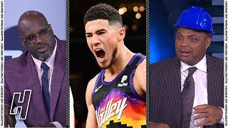 Inside the NBA Reacts to Clippers vs Suns Game 1 Highlights