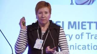 Nordic Digital Agendas Day - How to Make Finland a true Digital Society