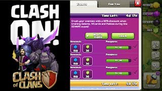 Triple Threat || GOWIPE || clash of clans(COC) event||TH9 || 3 star strategy
