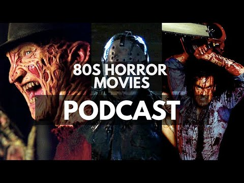 80s Horror Movies - Pop Culture Philosophers Podcast #9