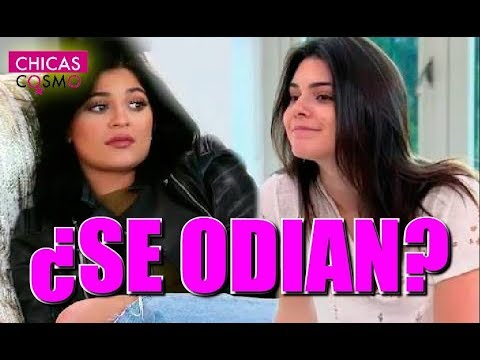 GU3RRA ENTRE las HERMANAS JENNER, KYLIE CONFESO que 0DIA a KENDALL