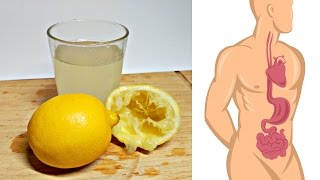 They Say Drinking Lemon Water In The Morning Is Good For You... Here's Why