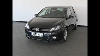 Video prohlídka: Volkswagen Golf - 2009 - 19351